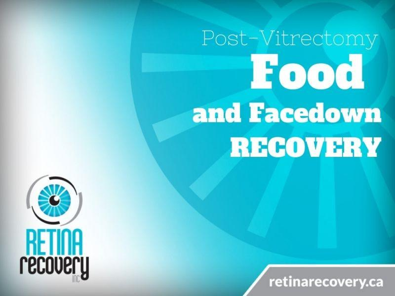 Food and Facedown Recovery